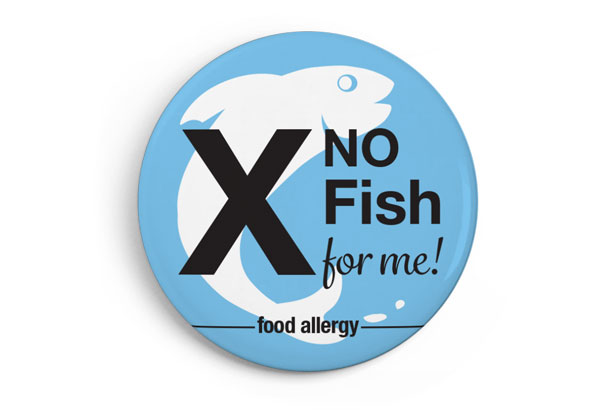 No Fish for me