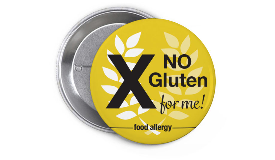 No Gluten for me