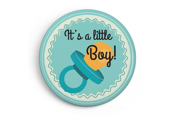 It's a litte Boy!