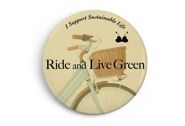 Ride And Live Green