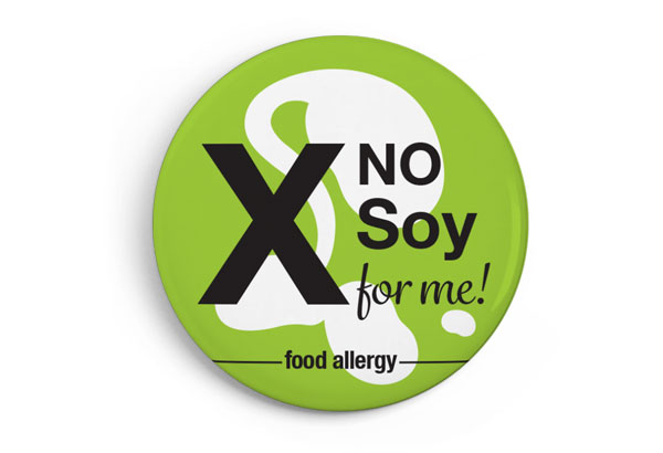 No Soy for me